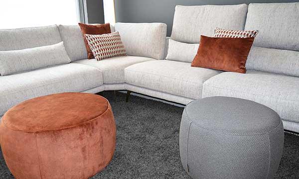 Nuevo sofá en Muebles INAC