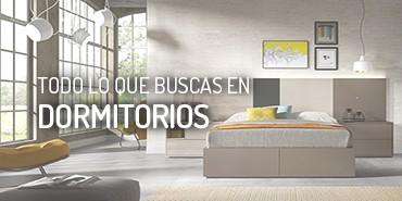 Dormitorios Muebles INAC